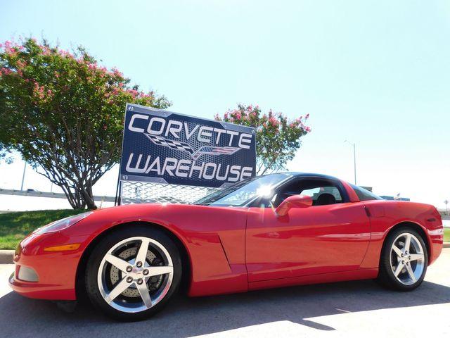 2005 Chevrolet Corvette Coupe 3LT, Z51, NAV, 6-Speed, Polished Wheels