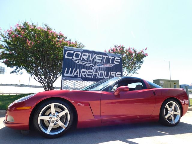 2005 Chevrolet Corvette Coupe 3LT, Z51, NAV, Auto, Polished Wheels, 32k in Dallas, Texas 75220