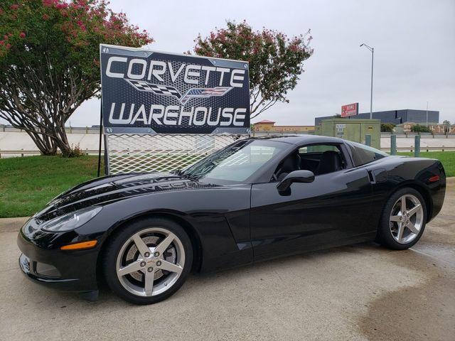 2005 Chevrolet Corvette Coupe 3LT, Auto, CD Player, Polished Wheels 29k in Dallas, Texas 75220