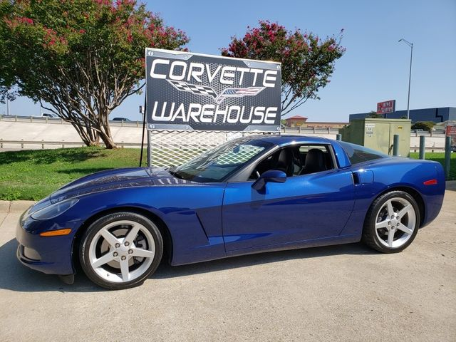 2005 Chevrolet Corvette Coupe 6-Speed, CD, Removable Top, Alloys, 52k in Dallas, Texas 75220