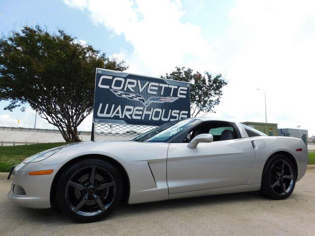 2005 Chevrolet Corvette Coupe 3LT, NAV, Auto, C7 Black Chromes, 75k