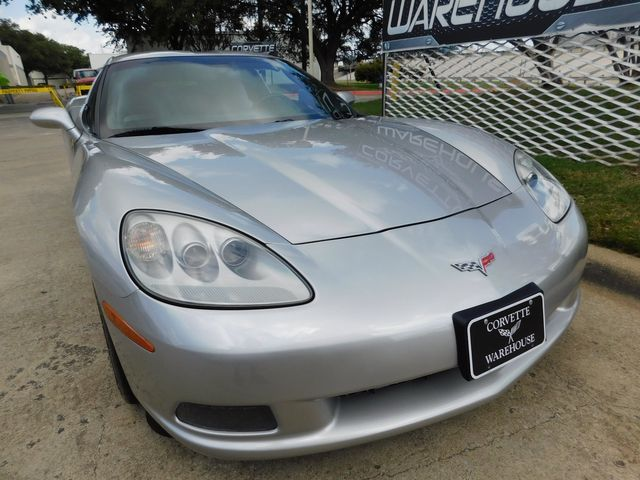 2005 Chevrolet Corvette Coupe 3LT, NAV, Auto, C7 Black Chromes, 75k in Dallas, Texas 75220