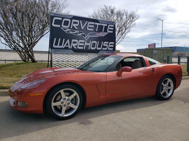 2005 Chevrolet Corvette Coupe 3LT, NAV, Auto, Polished Wheels, Only 15k