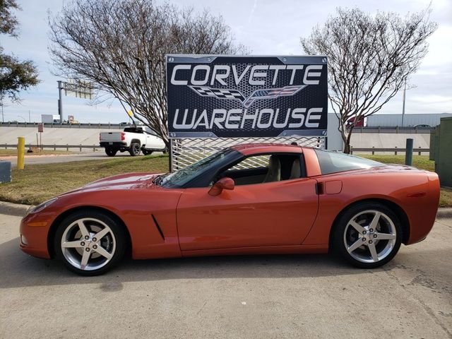 2005 Chevrolet Corvette Coupe 3LT, NAV, Auto, Polished Wheels, Only 15k in Dallas, Texas 75220