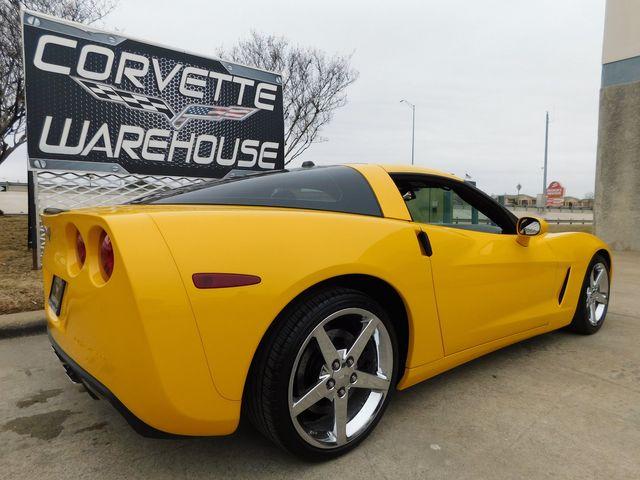 2005 Chevrolet Corvette Coupe 3LT, Z51, NAV, Auto, Chrome Wheels 60k in Dallas, Texas 75220