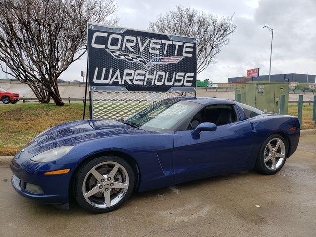2005 Chevrolet Corvette Coupe 3LT, F55, NAV, Polished Wheels 86k in Dallas, Texas 75220