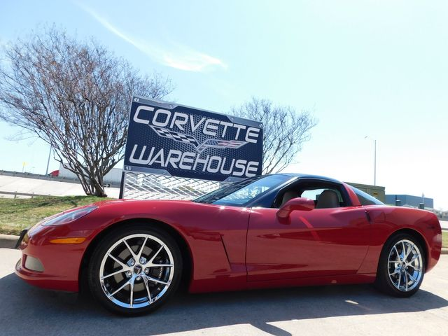 2005 Chevrolet Corvette Coupe 3LT, NAV, Glass Top, Spyder Chromes, Nice