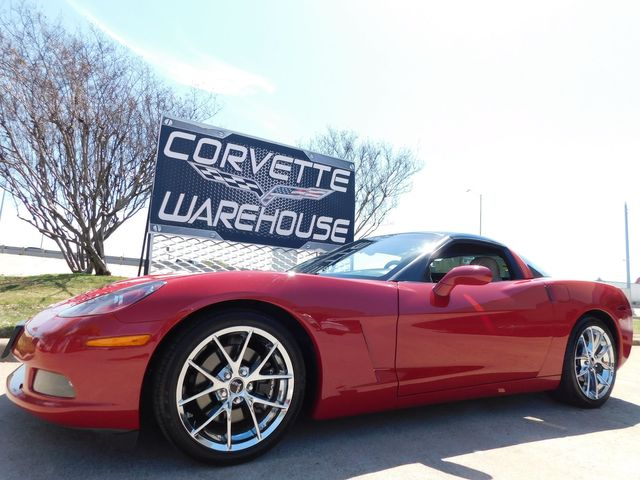 2005 Chevrolet Corvette Coupe 3LT, NAV, Glass Top, Spyder Chromes, Nice in Dallas, Texas 75220