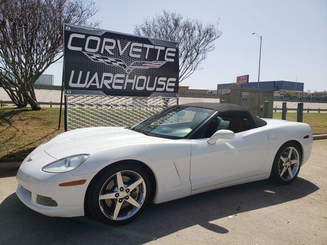 2005 Chevrolet Corvette Convertible 3LT, HUD, Auto, Polished Wheels 49k