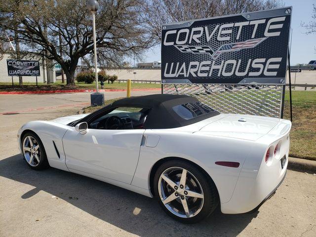 2005 Chevrolet Corvette Convertible 3LT, HUD, Auto, Polished Wheels 49k in Dallas, Texas 75220