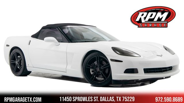 2005 Chevrolet Corvette Cammed with Many Upgrades