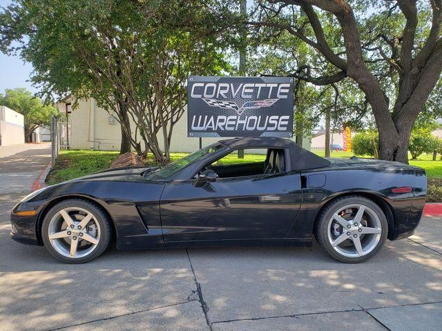 2005 Chevrolet Corvette Convertible 3LT, F55, NAV, Polished Wheels 98k in Dallas, Texas 75220
