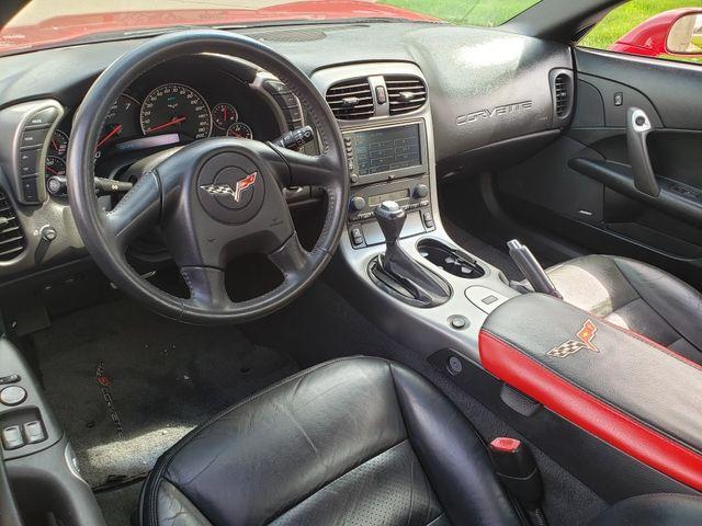2005 Chevrolet Corvette Convertible 3LT, NAV, Polished Wheels 64k in Dallas, Texas 75220