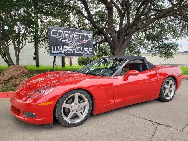 2005 Chevrolet Corvette Convertible 3LT, HUD, Auto, Polished Wheels 89k