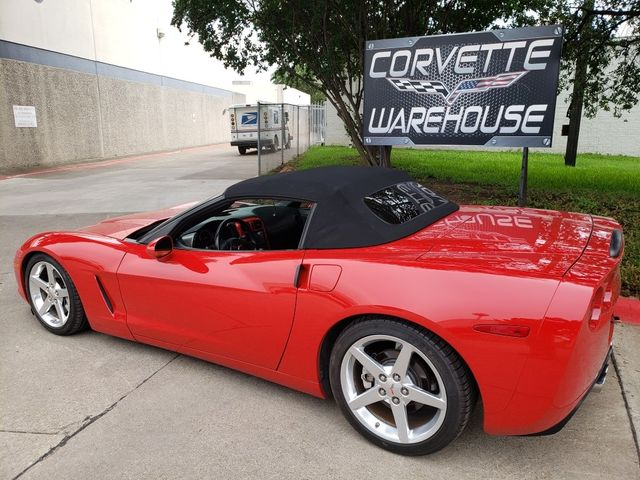 2005 Chevrolet Corvette Convertible 3LT, HUD, Auto, Polished Wheels 89k in Dallas, Texas 75220