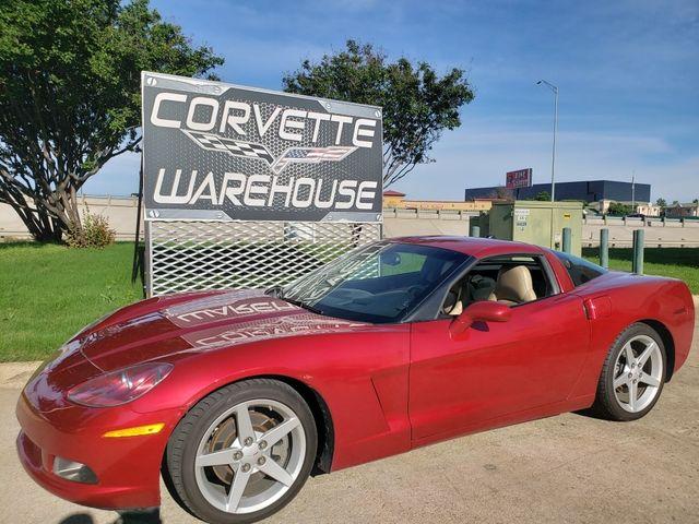 2005 Chevrolet Corvette Coupe 3LT, NAV, 6-Speed, Alloy Wheels, Nice