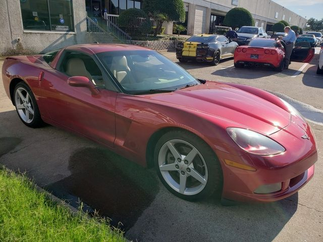2005 Chevrolet Corvette Coupe 3LT, NAV, 6-Speed, Alloy Wheels, Nice in Dallas, Texas 75220