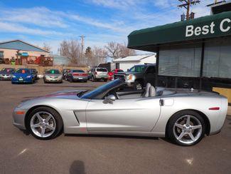 2005 Chevrolet Corvette Base Englewood, CO 8