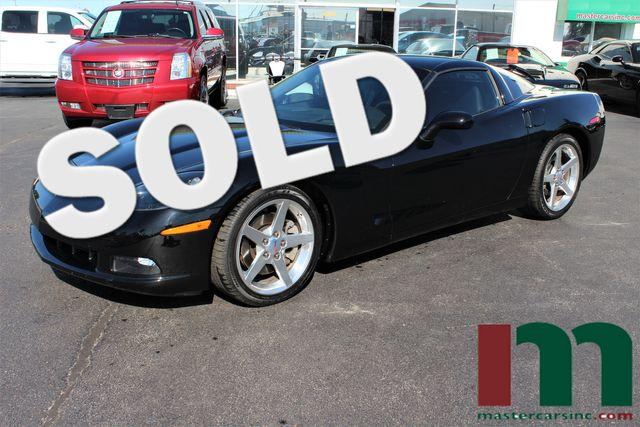 2005 Chevrolet Corvette    Granite City, Illinois   MasterCars Company Inc. in Granite City Illinois