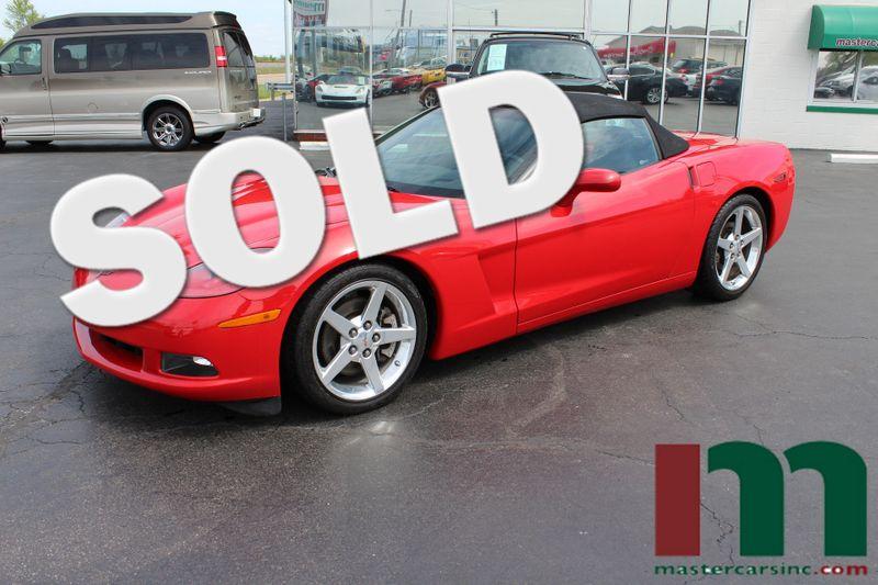 2005 Chevrolet Corvette  | Granite City, Illinois | MasterCars Company Inc. in Granite City Illinois