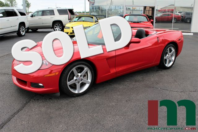 2005 Chevrolet Corvette  | Granite City, Illinois | MasterCars Company Inc. in Granite City Illinois