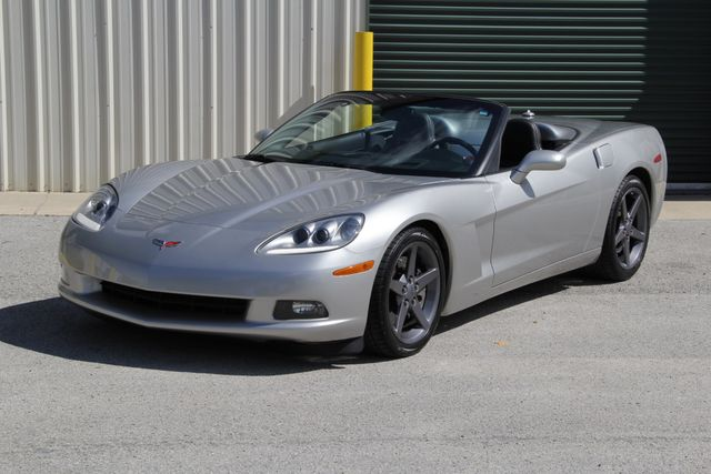2005 Chevrolet Corvette Convertible