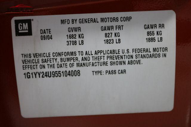 2005 Chevrolet Corvette Merrillville, Indiana 49