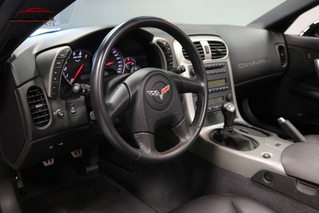 2005 Chevrolet Corvette Merrillville, Indiana 10