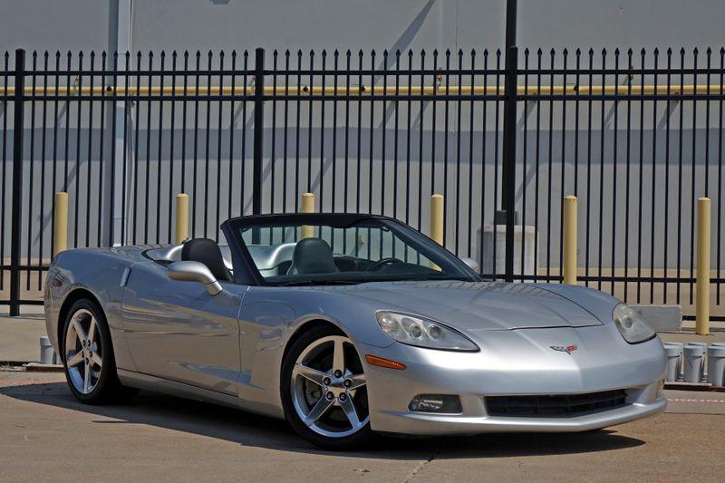 2005 Chevrolet Corvette Convertible*Manual*Only 73k mi* | Plano, TX | Carrick's Autos in Plano TX