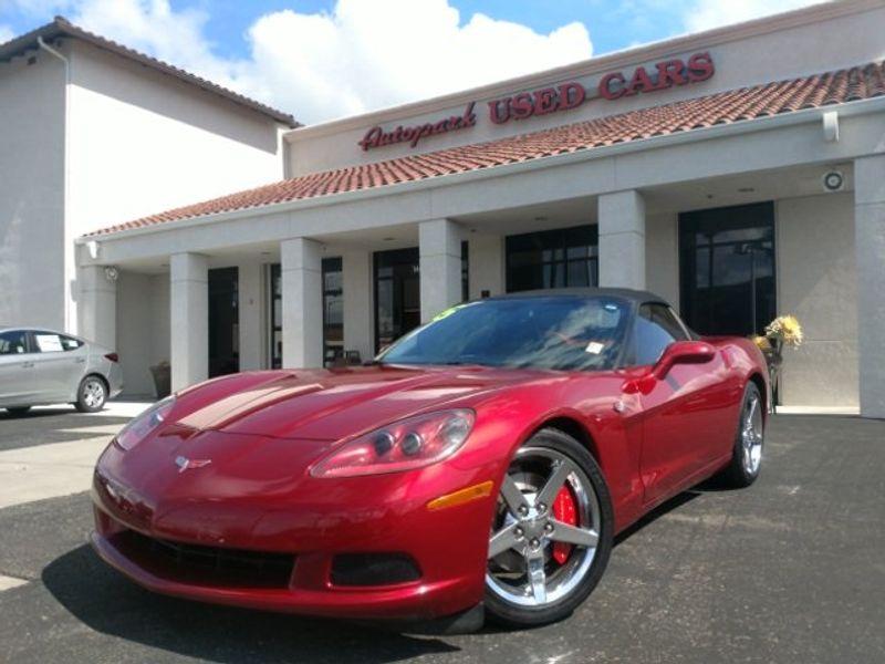 2005 Chevrolet Corvette Corvette   San Luis Obispo, CA   Auto Park Sales & Service in San Luis Obispo CA