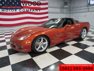 2005 Chevrolet Corvette Coupe Orange 6spd Manual Low Miles New Tires CAM in Searcy, AR 72143