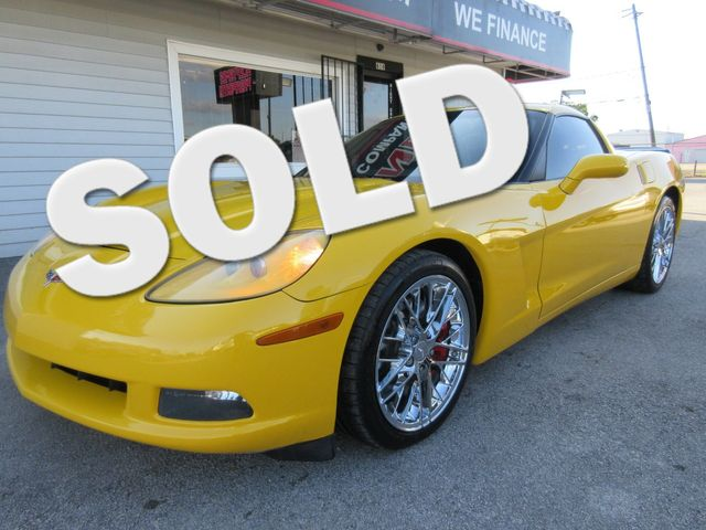 2005 Chevrolet Corvette south houston, TX 0
