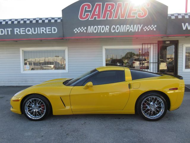2005 Chevrolet Corvette south houston, TX 3