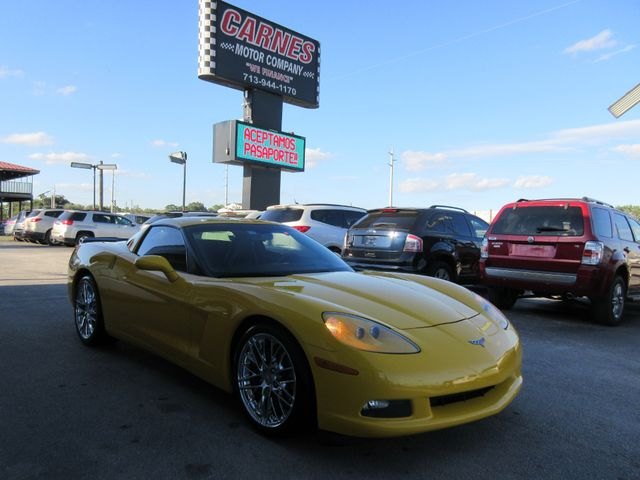 2005 Chevrolet Corvette south houston, TX 8