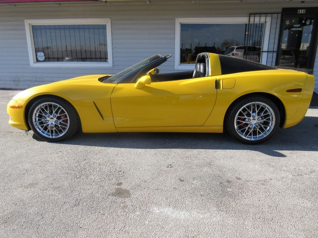 2005 Chevrolet Corvette south houston, TX 20