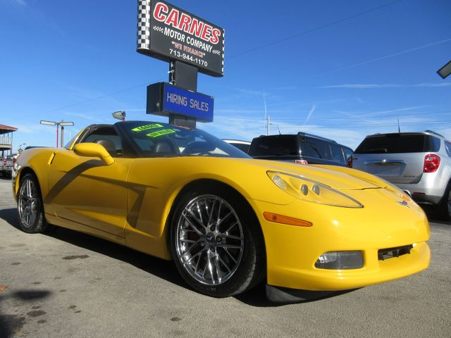 2005 Chevrolet Corvette south houston, TX 22