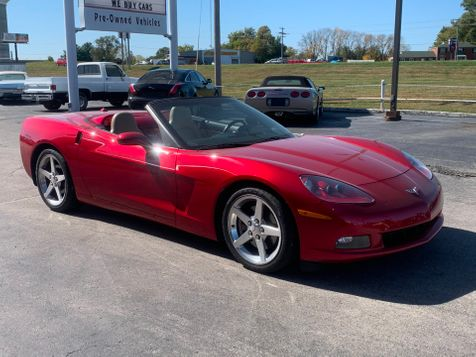 2005 Chevrolet Corvette Convertible in St. Charles, Missouri