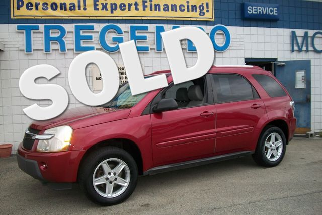 2005 Chevrolet Equinox AWD 2LT in Bentleyville Pennsylvania, 15314