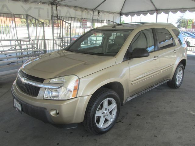 2005 Chevrolet Equinox LT Gardena, California