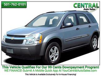 2005 Chevrolet Equinox LS | Hot Springs, AR | Central Auto Sales in Hot Springs AR