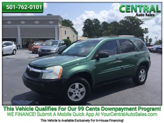 2005 Chevrolet Equinox LS   Hot Springs, AR   Central Auto Sales in Hot Springs AR