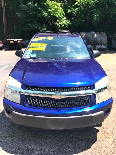 2005 Chevrolet Equinox LT Knoxville, Tennessee 1