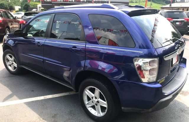 2005 Chevrolet Equinox LT Knoxville, Tennessee 3