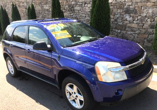 2005 Chevrolet Equinox LT Knoxville, Tennessee