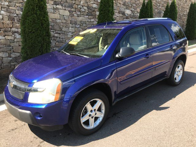 2005 Chevrolet Equinox LT Knoxville, Tennessee 20
