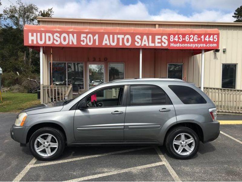 2005 Chevrolet Equinox LT | Myrtle Beach, South Carolina | Hudson Auto Sales in Myrtle Beach South Carolina