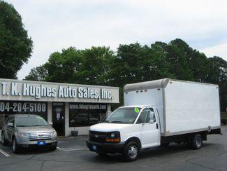 2005 Chevrolet Express BOX TRUCK in Richmond, VA, VA 23227
