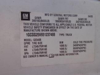 2005 Chevrolet Express Cargo Van Hoosick Falls, New York 7