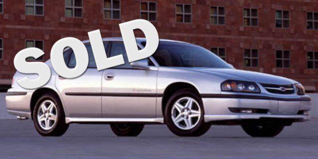 2005 Chevrolet Impala Base in Albuquerque, New Mexico 87109