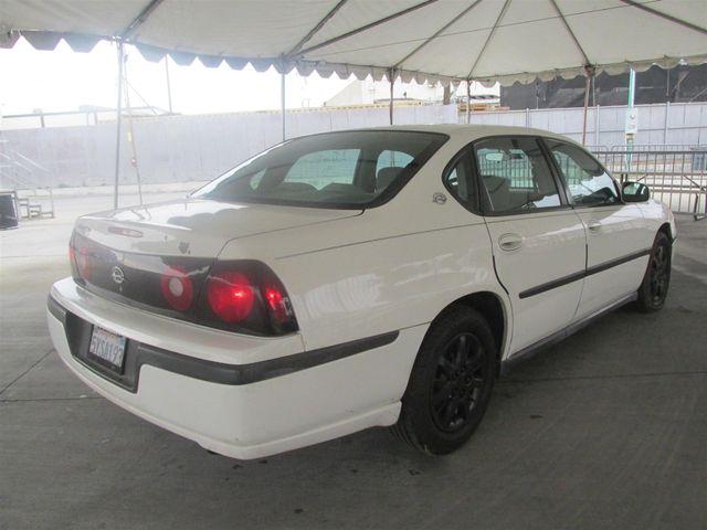 2005 Chevrolet Impala Base Gardena, California 2